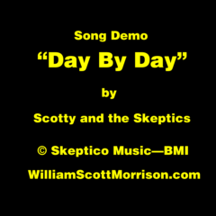 "Song Demo: ""Day by Day"""