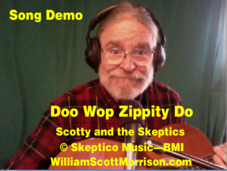 "Song Demo: ""Doo Wop Zippity Do"""