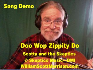 "Song Demo: ""Doo Wop Zippity Do"""