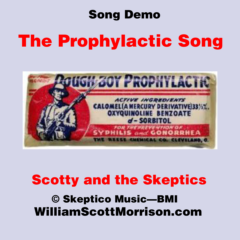 "Song Demo: ""The Prophylactic Song"""