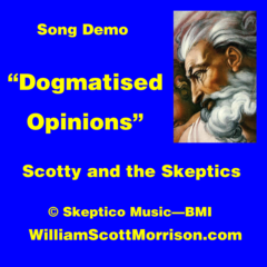 """Song Demo: """"Dogmatised Opinions"""""""