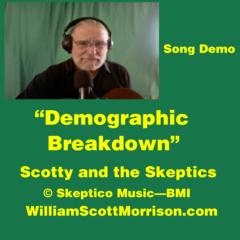 """Song Demo: """"Demographic Breakdown"""""""